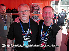 Folsom Street Fair 2007 Volunteers - Click for larger image
