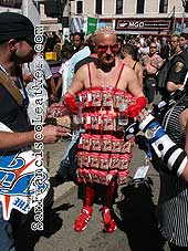 Fruit Loop Dress at Folsom Street Fair 2007 - Click for larger image